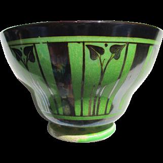 Fabulous C1900 Antique Pilkingtons Lustre Bowl