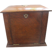 Edwardian English Correspondence Box / Writing Box