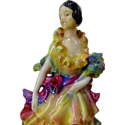 Exceptionally Rare Royal Doulton Pamela HN1469 Figurine - 1932
