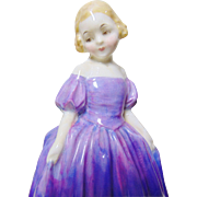 Royal Doulton 'Marie' HN 1370 Figurine - Early 1932 Example