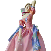 Vintage Royal Doulton 'May time' HN2113 Figurine - Circa 1953 - 1967