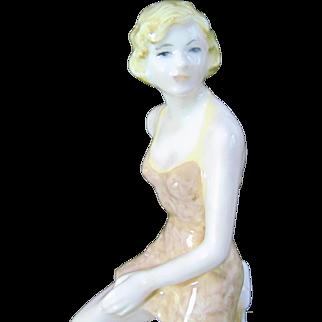 Stunning Royal Doulton Prototype Figurine
