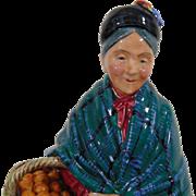 Early Royal Doulton 'Orange Lady' HN 1953 Figurine