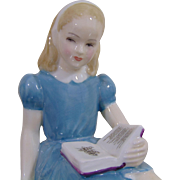 Vintage Royal Doulton 'Alice' HN2158 Figurine