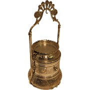 Reed & Barton Men's Jewel Casket Box