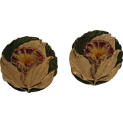 Hubley Orchid Curtain Tie Backs