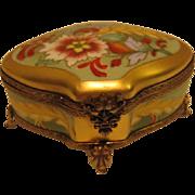 Limoges Patch Box/ Pill Box