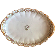 Theodore Haviland Limoges Oval Serving Platter