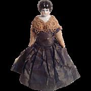 """1890's  8""""  China Head Doll"""