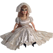 1940-50's Bed Doll