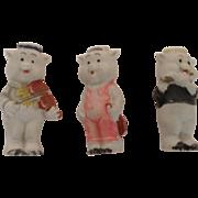 3 Little Pigs - Walt Disney - Made in Japan