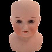 "4"" Heubach Koppelsdorf 275.10/6 Bisque Doll Head"
