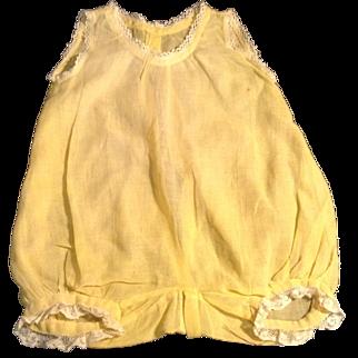 """14"""" Batiste 1-Piece Doll Undergarment"""