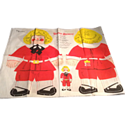 Buster Brown & Tige Cloth Doll Pattern