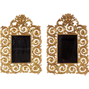 Pair of 19th Century French Wall Mirrors