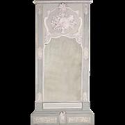 Tall 19th Century Louis XVI Tremeau Mirror