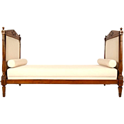 Mid 19th Century Empire Directoire Daybed