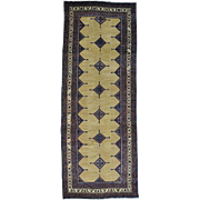 Gallery Size Antique Persian Malayer Hand Knotted Oriental Rug Sh26179