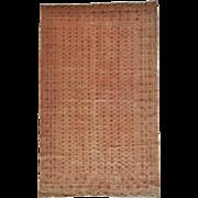 Antique Old Turkoman Bokara Long Oriental Rug