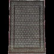 Antique Persian Esfahan Exc Cond Oriental Rug
