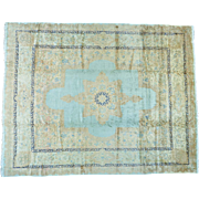 Antique Persian Kerman Oversize Mint Cond Oriental Rug Sh26877