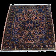Antique Persian Mohajeran Sarouk Full Pile Soft And Clean Rug Sh28115