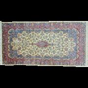 Antique Persian Kerman Gallery Size Good Cond Oriental Rug Sh28701