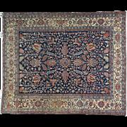 Antique Persian Heriz All Over Design Even Wear Oriental Rug Sh32138