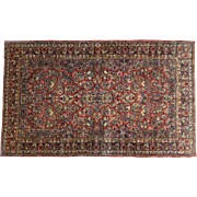 Antique Persian Sarouk Mint Cond Hand-Knotted Oversize Rug Sh32154