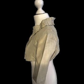 Antique Regency Silk Spencer ca. 1820