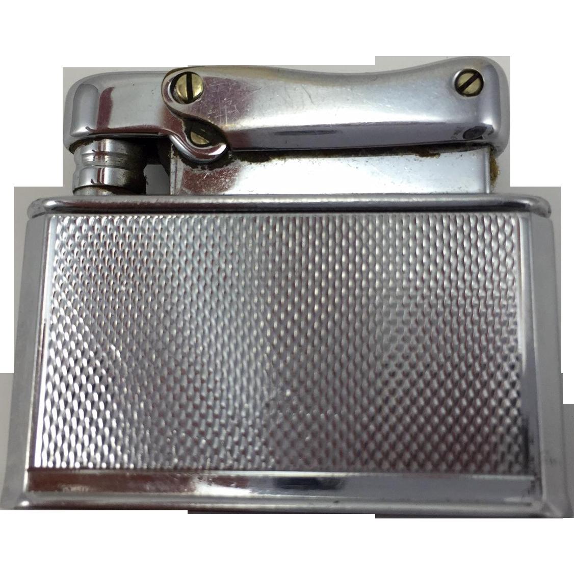 Vintage Colibri Lighter 7
