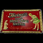 Vintage Thornes Toffee Tin