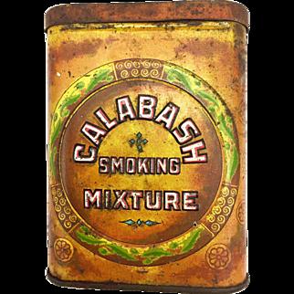 Imperial Tobacco Calabash Pocket Tobacco Tin