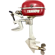 Toy Outboard Motor for Toy Boat
