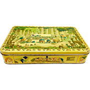Snow White & The Seven Dwarfs Biscuit Tin