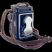Vintage Zeiss Ikon Camera c.1956