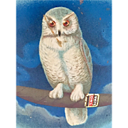 White Owl Tobacco Tin