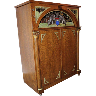 1925 Eagle Seeburg Nickelodeon Orchestrion Player KT