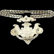 Les Bernard Runway Vintage necklace UNIQUE!