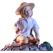 Royal Doulton HN 3401 Gardening Time