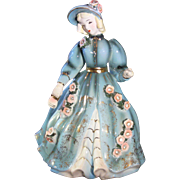 "1956 ""Southern Belle"" figurine 102295 by Geo Z Lefton"