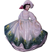 Royal Doulton HN 3218 Miniature Sunday Best