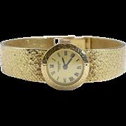 Vintage 18 Kt Patek Philippe Geneve wrist watch