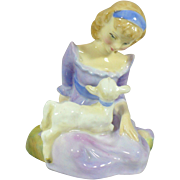 Royal Doulton Mary had a little lamb HN 2048