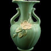 """Vintage Weller Pottery """"Blossom"""" Vase"""