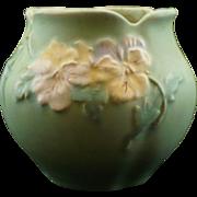 """Vintage Weller Pottery """"Panela"""" Vase"""