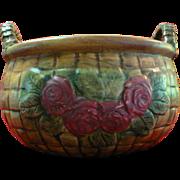 Vintage Weller Pottery Flemish Tub