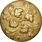 Golden Gilt age R&W Robinson Extra Rich Button