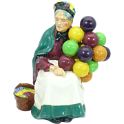 "HN1315 Royal Doulton ""The old Balloon seller"""