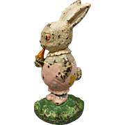 Cast Iron Peter Rabbit Doorstop